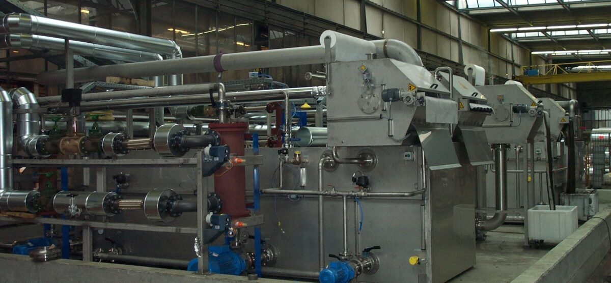 PROCESS OPTIMIZATION: FILTRATION SYSTEMS
