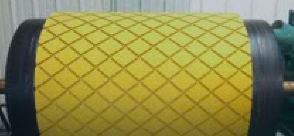 Rubber Cover Rolls Slide 1
