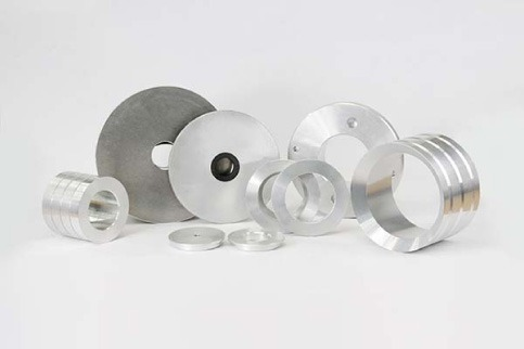 Stainless Steel Non Woven Convoluted Wheel for Decorative Surfaces