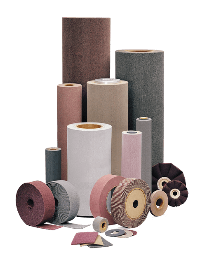Manufacturer of Abrasives and Non Woven Abrasives Products & Material