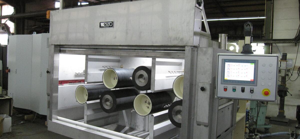 PROCESS MACHINE MODULAR DESIGN FOR EASE OF MAINTENANCE
