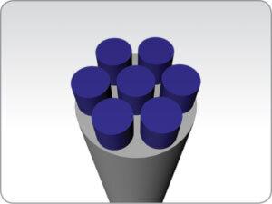 Multifilament Bristle A series