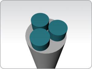 Multifilament Bristle A80 series
