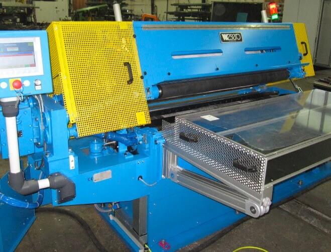 Grinding Machines – Sheet