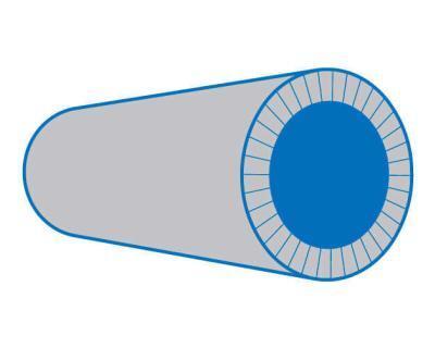 Non Abrasive Flap Brush | Flap Brush PU Impregnated – APT