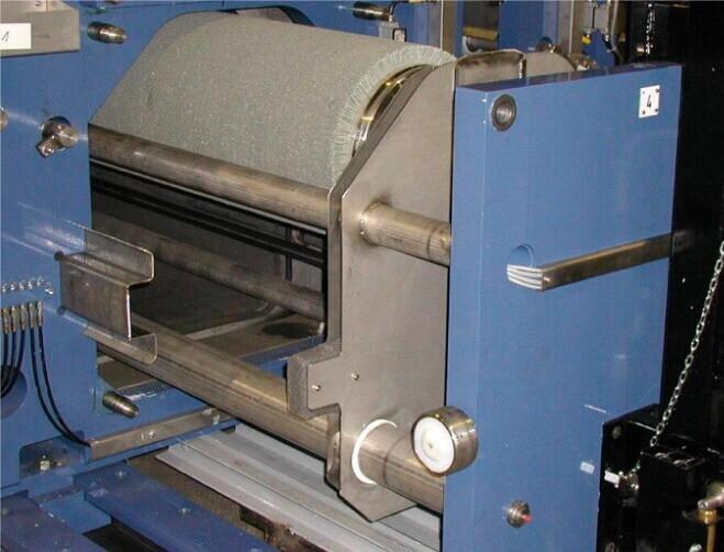 Brush Machine – Wide Strip Processing
