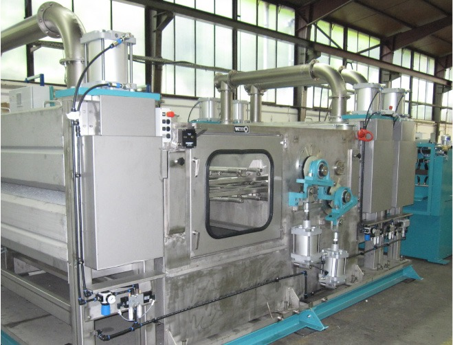 Pre-cleaner / Degreasing – Sheet / Plate / Part Processing